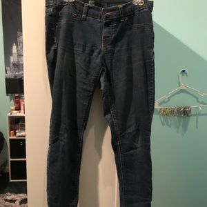 Pants - Mossimo full length jegging size 10